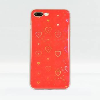 Etui do iPhone 7 Plus / iPhone 8 Plus / IP8PLUS/IP7PLUS-W291 CZERWONY
