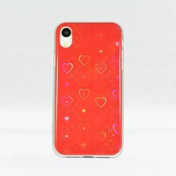 Etui do iPhone XR / IPXR-W291 CZERWONY